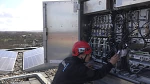 Allinq engineer, Fieldservice in de telecommunicatie